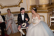 MARTINA MACPHERSON; ALEXANDER MARTIN; LT. CDR.; ELIZABETH SQUIRE The 20th Russian Summer Ball, Lancaster House, Proceeds from the event will benefit The Romanov Fund for RussiaLondon. 20 June 2015