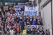 DESCRIZIONE : Campionato 2014/15 Serie A Beko Dinamo Banco di Sardegna Sassari - Acqua Vitasnella Cantu'<br /> GIOCATORE : Eagles Cantu'<br /> CATEGORIA : Ultras Tifosi Spettatori Pubblico Coreografia<br /> SQUADRA : Acqua Vitasnella Cantu' <br /> EVENTO : LegaBasket Serie A Beko 2014/2015<br /> GARA : Dinamo Banco di Sardegna Sassari - Acqua Vitasnella Cantu'<br /> DATA : 28/02/2015<br /> SPORT : Pallacanestro <br /> AUTORE : Agenzia Ciamillo-Castoria/L.Canu<br /> Galleria : LegaBasket Serie A Beko 2014/2015