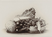Cornucopia of Japanese vegatables<br />