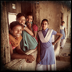 Girls from villages throughout Tonk, Jaipur and Banswara districts participate in the Center for Unfolding Learning Potential's (CULP) Pehchan Project in the Indian state of Rajasthan, April 3, 2013. Under Indian law, children younger than 18 cannot marry. Yet in a number of India's states, at least half of all girls are married before they turn 18, according to statistics gathered in 2012 by the United Nations Population Fund (UNFPA). However, young girls in the Indian state of Rajasthan—and even a few boys—are getting some help in combatting child marriage from the Center for Unfolding Learning Potential, or CULP, which uses its Pehchan Project to reach out to girls, generally between the ages of 9 and 14, who either left school early or never went at all. The education and confidence-building CULP offers have empowered young people to refuse forced marriages in favor of continuing their studies, and the nongovernmental organization has provided them with resources and advocates in their fight.