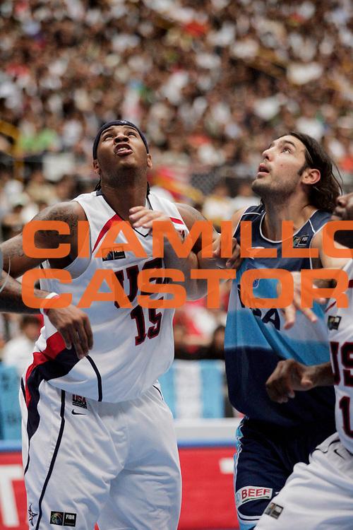DESCRIZIONE : Saitama Giappone Japan Men World Championship 2006 Campionati Mondiali Usa-Argentina <br /> GIOCATORE : Anthony Scola<br /> SQUADRA : Argentina <br /> EVENTO : Saitama Giappone Japan Men World Championship 2006 Campionato Mondiale Usa-Argentina <br /> GARA : Usa Argentina Stati Uniti America Argentina <br /> DATA : 02/09/2006 <br /> CATEGORIA : Rimbalzo <br /> SPORT : Pallacanestro <br /> AUTORE : Agenzia Ciamillo-Castoria/A.Vlachos <br /> Galleria : Japan World Championship 2006<br /> Fotonotizia : Saitama Giappone Japan Men World Championship 2006 Campionati Mondiali Usa-Argentina <br /> Predefinita :
