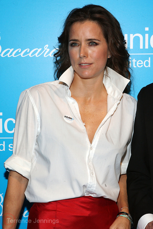 30 November 2010- New York, NY-Tea Leoni at The Seventh Annual UNICEF Snowflake Ball Presented by Baccarat on November 30, 2010 and held at Cipriani 42nd Street in New York City. Photo Credit: Terrence Jennings