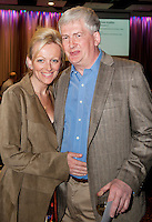 Michelle and Tony Kennedy at the Radisson Blu Hotel for Galway 1st ever Choir Factor in aid of Kilcuan Retreat and Healing Centre in Clarinbridge, Co. Galway. The event organised by the Corrib Lions Club was won by the Marine Institute Choir directed by Carmel Dooley. Picture:Andrew Downes