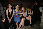 MARIA GRACHVOGEL, HOLLY WILLOUGHBY AND ANN-SOFIE-BACK, Oli fashion launch. Haymarket Hotel. London. 4 July 2007.  -DO NOT ARCHIVE-© Copyright Photograph by Dafydd Jones. 248 Clapham Rd. London SW9 0PZ. Tel 0207 820 0771. www.dafjones.com.
