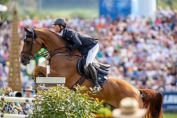 Maher Ben, GBR, Explosion W<br /> CHIO Aachen 2019<br /> Weltfest des Pferdesports<br /> © Hippo Foto - Stefan Lafrentz<br /> Maher Ben, GBR, Explosion W