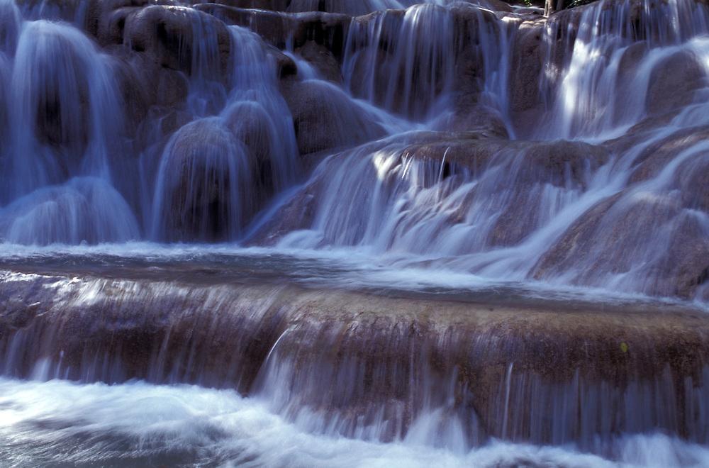 Dunns River Falls, Waterfall, Ocho Rios, Jamaica, Caribbean