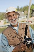 Smiling Fisherman