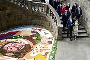 072520 Spanish Royals Tour - Galicia (Santiago de Compostela)