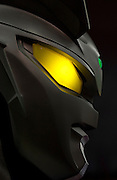 Profile headshot of Ultraman Zero Tokyo Dome event, Tokyo, Japan December 31st 2013