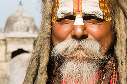 Aug. 22, 2012 - Nepali hindu sadhu (Credit Image: © Image Source/ZUMAPRESS.com)