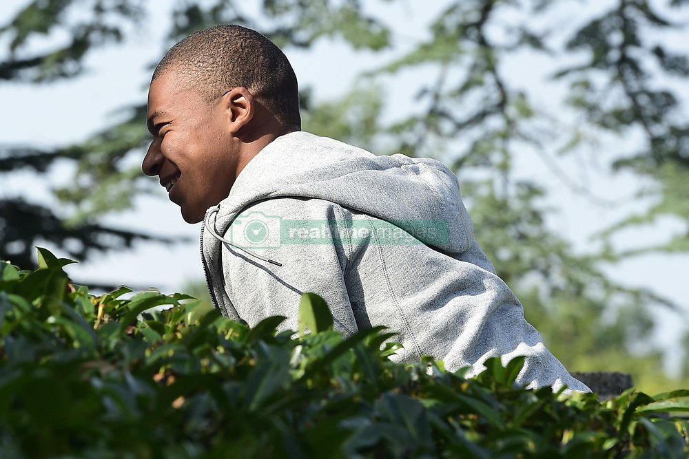 August 28, 2017 - Clairefontaine, France, France - Kylian Mbappe (Credit Image: © Panoramic via ZUMA Press)