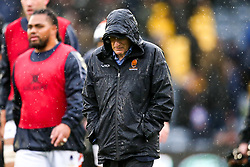 Worcester Warriors Director of Rugby Alan Solomons - Mandatory by-line: Robbie Stephenson/JMP - 15/02/2020 - RUGBY - Sixways Stadium - Worcester, England - Worcester Warriors v Bath Rugby - Gallagher Premiership Rugby