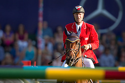 Millar Ian (CAN) - In Style<br /> Spruce Meadows Masters Calgary 2011<br /> © Dirk Caremans