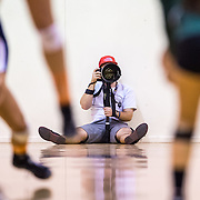 at Orange Coast in Costa Mesa, California on Friday, Nov 7, 2014. CCCAA Women's Volleyball Soccer between Golden West and Orange Coast.<br /> <br /> by Steven Ryan