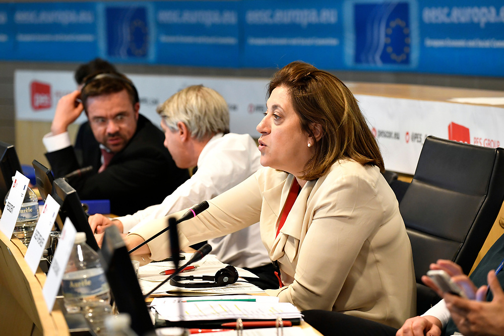 11 May 2017, PES Group meeting<br /> Belgium - Brussels - May 2017 <br /> <br /> &copy; European Union / Photographer