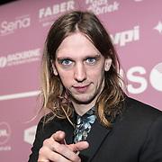 NLD/Amsterdam/20180213 - Edison Pop Awards 2018, Pepijn Lanen