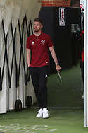 James Husband of Norwich before the Sky Bet Championship match at Craven Cottage, London<br /> Picture by Paul Chesterton/Focus Images Ltd +44 7904 640267<br /> 05/08/2017