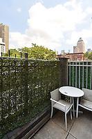 Garden at 505 West 47th Street