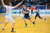 Iuliu Alexandru Csepreghi - 08.04.2015 - Creteil / Montpellier - 20eme journee Division 1<br /> Photo : Anthony Dibon / Icon Sport