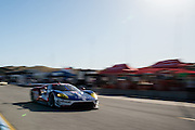 April 29-May 1, 2016: IMSA Monterey Sportscar Grand Prix. #67 Ryan Briscoe, Richard Westbrook, Ford Chip Ganassi Racing, Ford GT GTLM