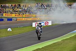 #27 Jake Dixon RAF Regular & Reserves Kawasaki MCE British Superbike Championship