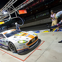 #95, Aston Martin Vantage V8, Aston Martin Racingm Christoffer Nygaard, Marco Sorensen, Nicki Thiim, Le Mans 24H 2015