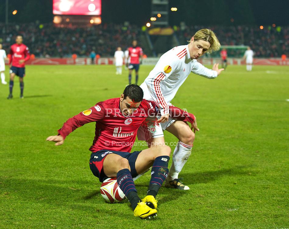 74d065537 European Football - UEFA Europa League - Round of 16 - 1st Leg - LOSC Lille  Metropole v Liverpool
