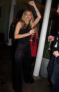 "Monica Selva. Official Pre-Brit Awards 2005 Pool Tournament"" at The Sanderson Hotel February 8, 2005 in London. The party is hosted by Esquire Magazine ONE TIME USE ONLY - DO NOT ARCHIVE  © Copyright Photograph by Dafydd Jones 66 Stockwell Park Rd. London SW9 0DA Tel 020 7733 0108 www.dafjones.com"