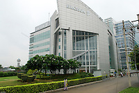 Ericsson headquarters in Gurgaon, New Delhi's CBD.
