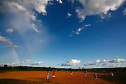 Codo_MA, Brasil..Futebol Feminino na comunidade Nova Jerusalem...Women's football in the New Jerusalem's community...Foto: LEO DRUMOND /  NITRO