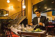 Restaurante Cafe del Oriente, Havana Vieja, Cuba.