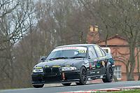 #101 Nik GROVE/Carlo TURNER BMW E36 328i  during Cartek Club Enduro Championship as part of the 750 Motor Club at Oulton Park, Little Budworth, Cheshire, United Kingdom. April 14 2018. World Copyright Peter Taylor/PSP.
