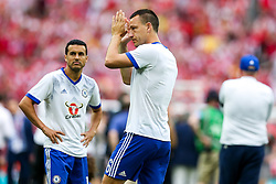 John Terry looks dejected in his Final match at Chelsea after Arsenal win 2-0 to become FA Cup Winners - Rogan Thomson/JMP - 27/05/2017 - FOOTBALL - Wembley Stadium - London, England - Arsenal v Chelsea - FA Cup Final.