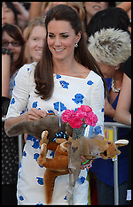 APR 19 2014 Royal Tour of New Zealand and Australia-Day 13