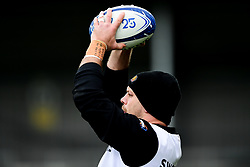 Jack Yeandle during a training session at Sandy Park prior to their trip to La Rochelle in the European Rugby Champions Cup.  - Ryan Hiscott/JMP - 13/11/2019 - SPORT - Sandy Park - Exeter, England - Exeter Chiefs Training Session