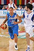 DESCRIZIONE : Gorizia U20 European Championship Men Semi-Final Serbia Italy <br /> GIOCATORE : Daniel Hackett <br /> SQUADRA : Italy <br /> EVENTO : Gorizia U20 European Championship Men Semi-Final Serbia Italy Campionato Europeo Maschile Under 20 Semifinale Serbia Italia <br /> GARA : Serbia Italy <br /> DATA : 14/07/2007 <br /> CATEGORIA : Palleggio <br /> SPORT : Pallacanestro <br /> AUTORE : Agenzia Ciamillo-Castoria/S.Silvestri Galleria : Europeo Under 20 <br /> Fotonotizia : Gorizia U20 European Championship Men Semi-Final Serbia Italy <br /> Predefinita :