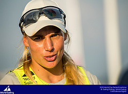 From 9 to 16 September 2018, the Tokyo 2020 Olympic Sailing Competition venue in Enoshima, Japan, will host sailors for the first event of the 2019 World Cup Series. More than 450 sailors from 45 nations will race in the 10 Olympic events.  ©JESUS RENEDO/SAILING ENERGY/ WORLD SAILING<br /> 16 September, 2018.