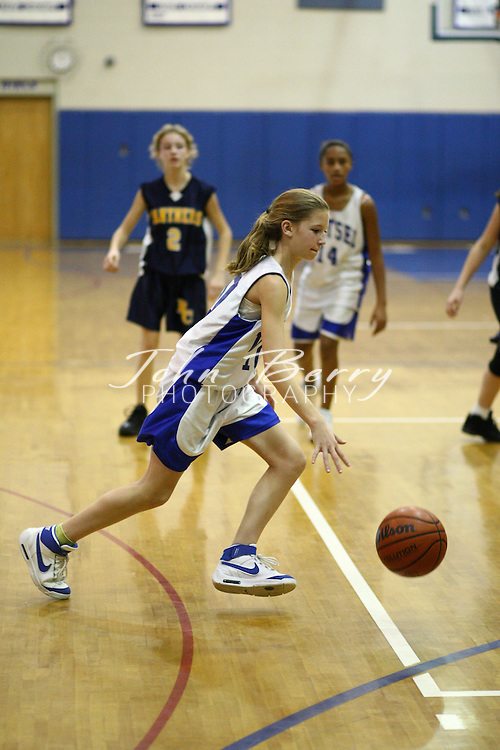 Wetsel Girls Basketball.vs Rappahannock.1/7/2008.