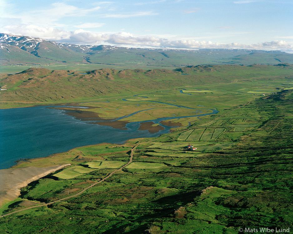 Skógar séð til suðsuðvesturs, Vopnafjarðarhreppur / Skogar viewing southsouthwest, Vopnafjardarhreppur.