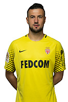 Danijel Subasic during Photoshooting of Monaco for new season 2017/2018 on September 28, 2017 in Monaco, France. (Photo by Chateau/Asm/Icon Sport)