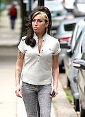 EDBIMAGEARCHIVE-MM-AMY WINEHOUSE OUT AND ABOUT IN CAMDEN-12-07-11