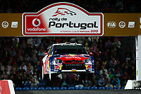 20100527: LOULE, ALGARVE, PORTUGAL - Portugal WRC Rally 2010 - Super Special Stage at Algarve Stadium. In picture: Dani Sordo / Marc Marti (SPA) - Citroen C 4 WRC. PHOTO: CITYFILES