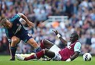 West Ham United v Sunderland 220912