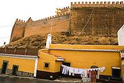 Troglodyte cave dwellings, Guadix, Spain