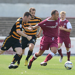 Arbroath v Alloa | Petrofac Training Cup | 26 July 2014