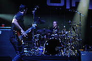 O.A.R. performing at the Lifestyles Community Pavilion in Columbus, OH on July 21, 2010