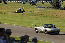 Sep 11, 2016 - Chichester, England, United Kingdom - The RAC TT Celebration race for 1960's sports cars during the Goodwood Revival vintage sports car race. (Credit Image: © Mark Avery via ZUMA Wire)