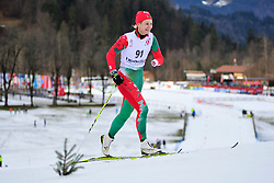 VARONA Larysa, BLR at the 2014 IPC Nordic Skiing World Cup Finals - Middle Distance