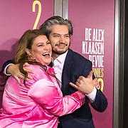 NLD/Amsterdam/20191007 - Premiere van De Alex Klaasen Revue - Showponies 2, Esmee van Kampen en Maarten Heijmans