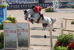 Ward Mclain, USA, Clinta<br /> World Equestrian Games - Tryon 2018<br /> © Dirk Caremans<br /> 20/09/2018